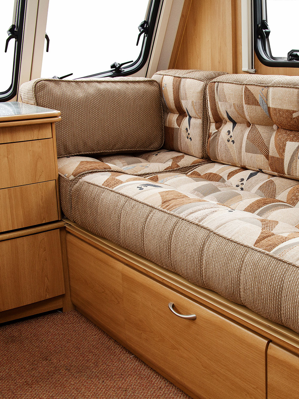 Touring Caravan Bedding And Mattresses Jonic Uk