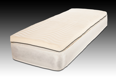 Bailey Caravan Twin Bed Memory Foam Mattress Topper Jonic Uk