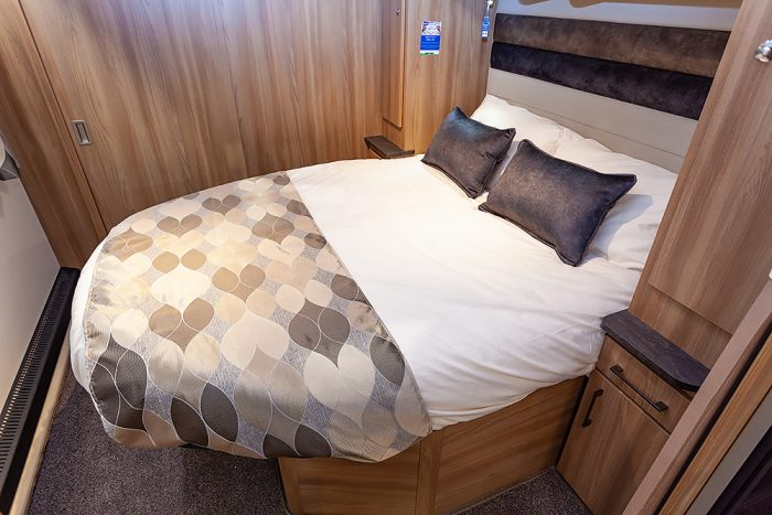 Jonic 2020 Bailey Alicanto Farringdon Scheme Caravan Motorhome Boat Best Bedding Mattress Mattresses Cushions