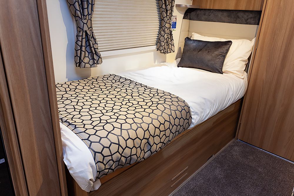 Jonic 2020 Bailey Alicanto Portobello Scheme Caravan Motorhome Boat Best Bedding Mattress Mattresses