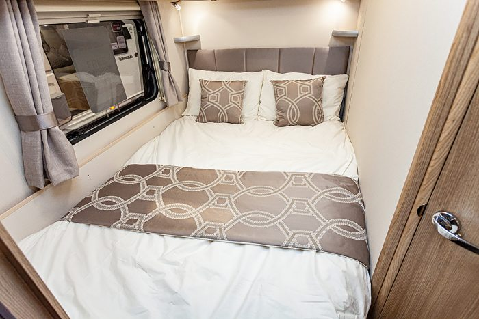 Jonic 2020 Compass Capiro Artemis Scheme Bed Best Caravan Bedding Motorhome Boat Mattress Mattresses UK Made