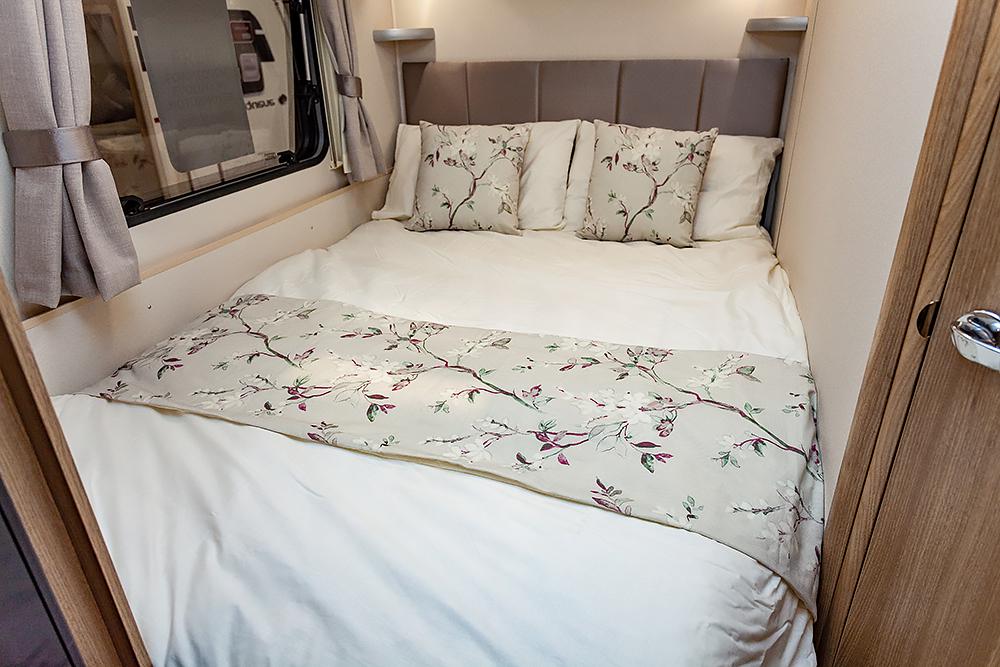 Jonic 2020 Compass Casita Sophia Scheme Bed Best Caravan Bedding Boat Motorhome Boat Mattress Mattresses UK Made