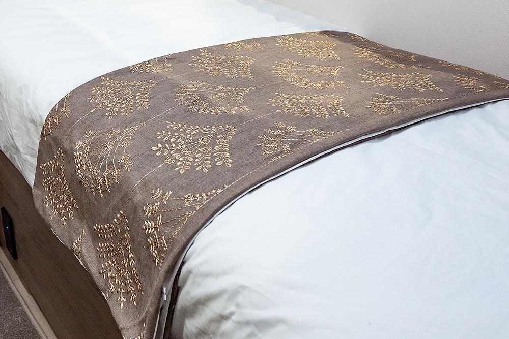 Jonic 2020 Compass Xanthe Scheme Bed Best Caravan Bedding Motorhome Boat Mattress Mattresses UK Made