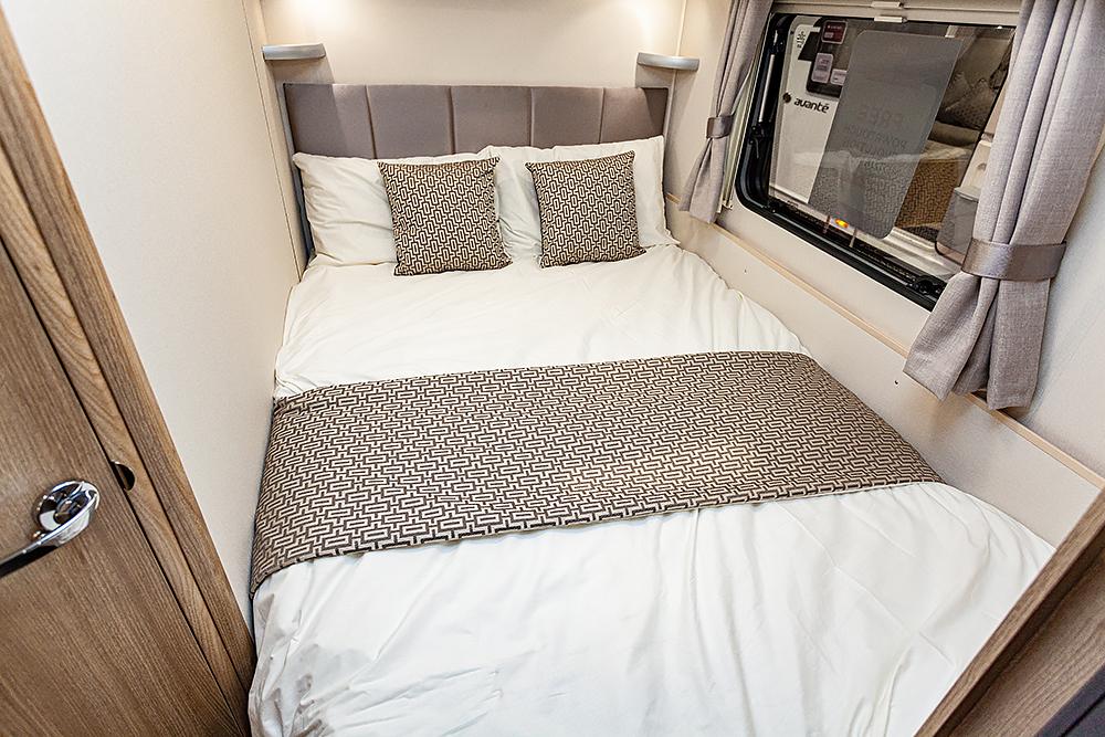 Jonic 2020 Elddis Avante Acacia Scheme Nearside Caravan Motorhome Boats Best Bedding Mattresses Mattress