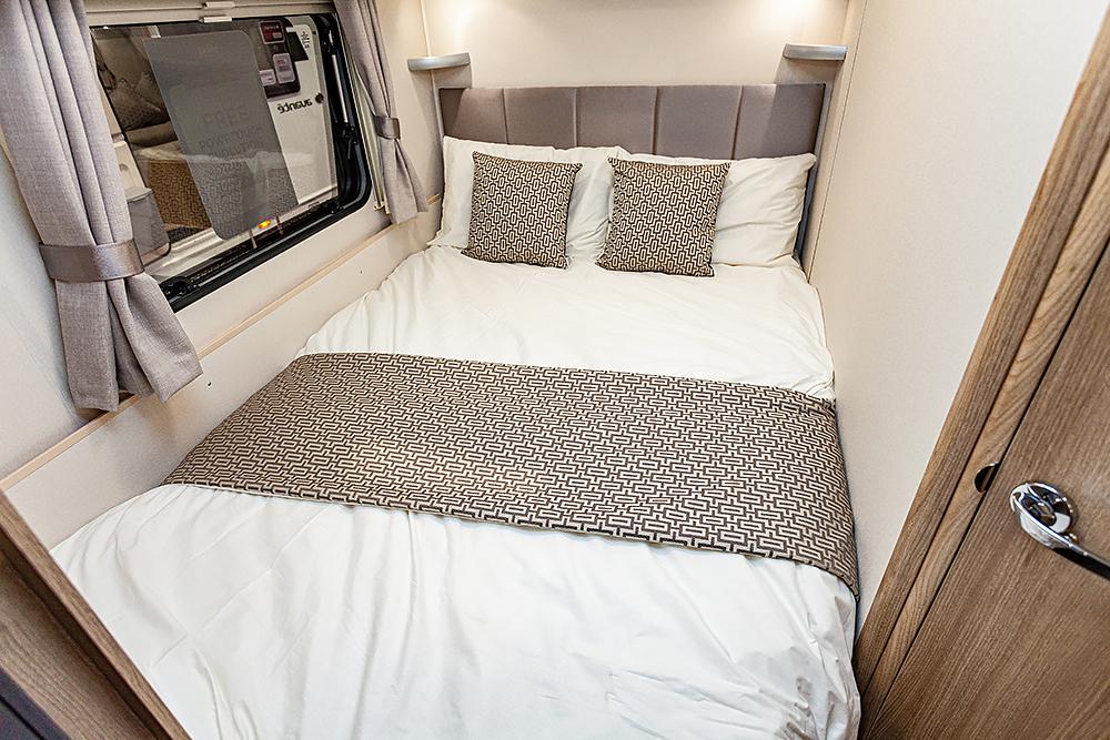 Jonic 2020 Elddis Avante Acacia Scheme Offside Caravan Motorhome Boat Best Bedding Mattress Mattresses