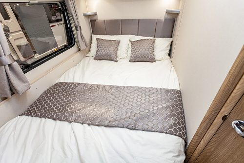 Jonic 2020 Elddis Avante Juniper Scheme Offside Caravan Motorhome Boat Best Bedding Mattresses Mattress