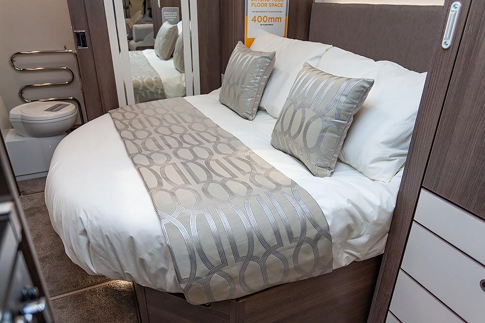 Jonic 2020 Elddis Pearl Scheme Bed Best Caravan Bedding Motorhome Boat Mattress Mattreses UK Made