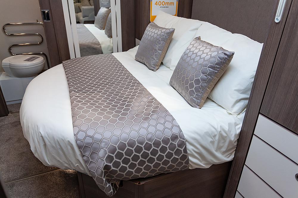 Jonic 2020 Xplore Juniper Scheme Best Caravan Bedding Motorhome Boat UK Made Mattress Mattresses